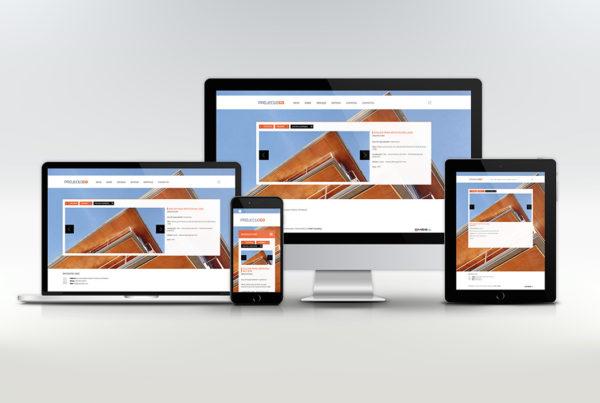 Projecto GO Website