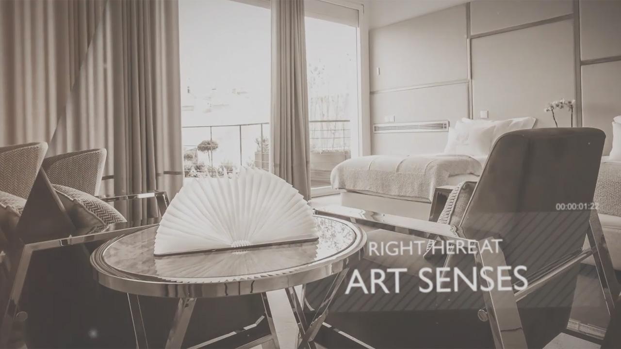 Art Senses Promo